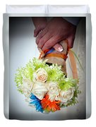Ready To Wed Duvet Cover