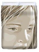 Rebecca Duvet Cover