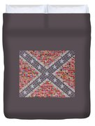 Rebel Yell Duvet Cover