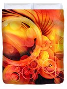 Rebirth - Phoenix Duvet Cover