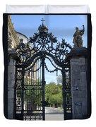 Recidence Garden Gate - Wuerzburg Duvet Cover