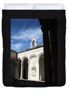 Rector's Palace Duvet Cover