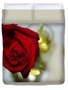 Red Beauty II Duvet Cover