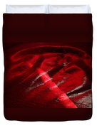 Red Chair II Duvet Cover