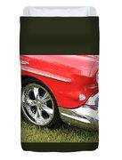 Red Classic Duvet Cover