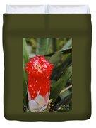 Red Ginger Duvet Cover