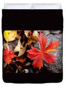 Red Hot Duvet Cover