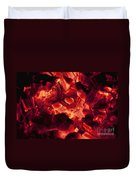 Red Hot Love Duvet Cover