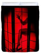 Red Light Duvet Cover