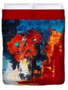 Red Passion Duvet Cover