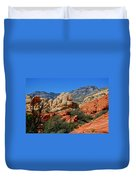 Red Rock Canyon 5 Duvet Cover