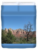 Red Rock Country - Sedonna Duvet Cover