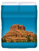 Red Rock Formation Sedona Arizona 21 Duvet Cover