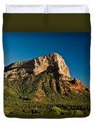 Red Rock Formation Sedona Arizona 30 Duvet Cover