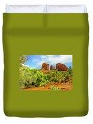 Red Rock State Park Sedona Arizona Duvet Cover