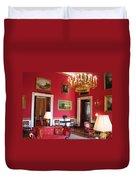 Red Room White House Duvet Cover