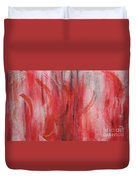 Red Sea Duvet Cover