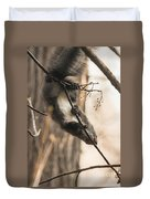Red Squirrel - Balance Duvet Cover