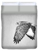 Red Tailed Hawk II Duvet Cover