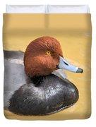 Redhead Duvet Cover