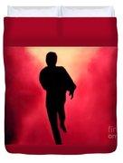 Redrun Duvet Cover