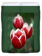 Redwhitetulips6838-1 Duvet Cover