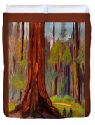 Redwood Giant Duvet Cover