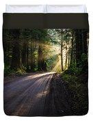 Redwood Magic Duvet Cover