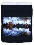 Reed Flute Cave Guillin China Duvet Cover