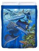 Reef Frenzy Off00141 Duvet Cover
