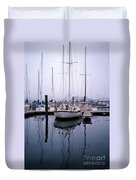 Refections Of Serenity Duvet Cover