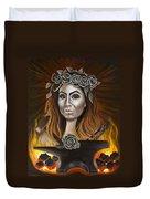 Refiner's Fire Duvet Cover