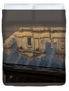Reflecting On Noto And The Beautiful Sicilian Baroque Style Duvet Cover