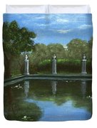 Reflecting Pool Duvet Cover