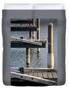 Reflecting Repetitions V2 Duvet Cover