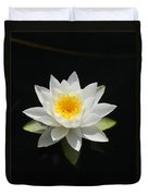 Reflecting Water Lilly IIi Duvet Cover
