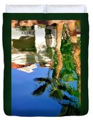 Reflection Gabezo And Trees 29478 Duvet Cover