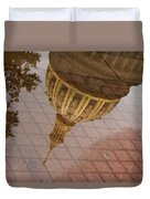 reflection of WV Duvet Cover