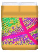 Reflections Four Duvet Cover