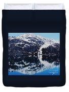 Reflections Captured In Alaska # 1 Duvet Cover