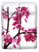 Reflections Of Beauty 2 Duvet Cover