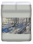 Reflections Of Early Spring 3 Duvet Cover