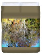 Reflections Of Fall 5 Duvet Cover