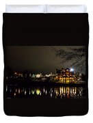 Reflections Of Taprock Duvet Cover
