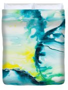 Reflections Of The Universe No. 2025 Duvet Cover
