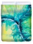 Reflections Of The Universe No. 2026 Duvet Cover