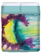 Reflections Of The Universe No. 2146 Duvet Cover