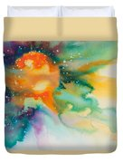 Reflections Of The Universe No. 2148 Duvet Cover