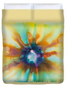 Reflections Of The Universe No. 2149 Duvet Cover