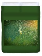 Reflections Of Time Duvet Cover